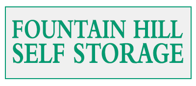 Fountain Hill Self Storage Logo